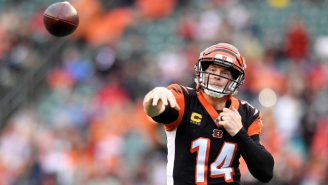 Andy Dalton Reportedly Agreed To A Deal With The Cowboys For $7 Million