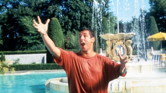 Adam Sandler Tried To Cheer Up 2020 Graduates With His Own Graduation Night Story