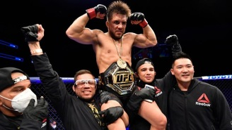 Henry Cejudo Made History By Beating Dominick Cruz Then Announced His Retirement