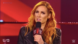 Becky Lynch Discusses Pregnancy: 'I've Always, Always Wanted Kids'