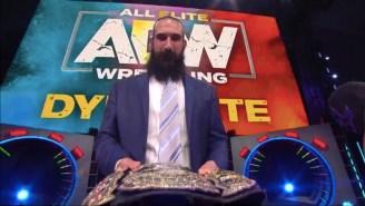 AEW Dynamite Results 5/6/20