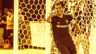 LAFC Star Carlos Vela Talks Healthy Eating, Being On Hiatus, And 'The Last Dance'