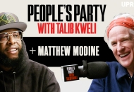 'People's Party With Talib Kweli' Episode 50 -- Matthew Modine