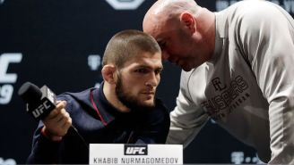 Khabib Nurmagomedov And Justin Gaethje Are Pushing For A September Return To The UFC