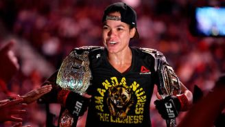 Amanda Nunes Will Defend The UFC Featherweight Title On June 6