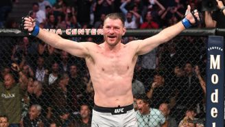 Stipe Miocic Is Down To 'Fight Anyone' If He Has A Full Fight Camp