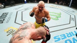 Glover Teixeira Apologized To Anthony Smith Mid-Fight For Giving Him An Unrelenting Beatdown