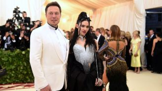 Grimes And Elon Musk Have Changed X Æ A-12's Name