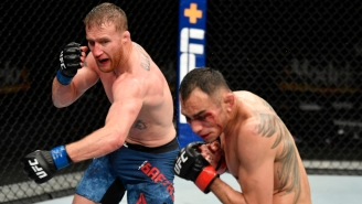Justin Gaethje Earned A Date With Khabib Nurmagomedov After Finishing Tony Ferguson At UFC 249