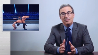 John Oliver Once Again Discussed WWE (And AEW) On 'Last Week Tonight'