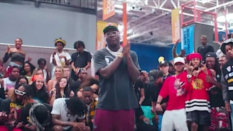 Lil Yachty Throws A Sky Zone Party To Celebrate 'Lil Boat 3' In His 'Split/Whole Time' Video
