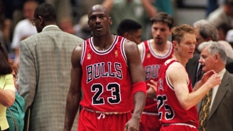 Michael Jordan Explained How 'The Flu Game' Was Really The 'Bad Pizza Game'