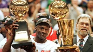 Michael Jordan Says He Would Have Returned To The Bulls On A One-Year Deal In 1998-99