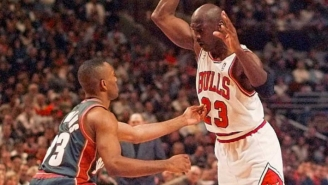 Michael Jordan Got Locked In For The 96 Finals After Sonics Coach George Karl Ignored Him At A Restaurant