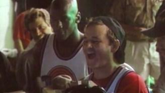 Michael Jordan And Reggie Miller Looked Back On The Legendary 'Space Jam' Pickup Games