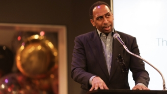 Stephen A. Smith Will Host A Special After 'The Last Dance' Concludes