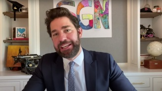 Some Bad News: 'Some Good News' Is Being Turned Into A Show Without John Krasinski As Host