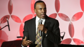 Legendary Boxer Sugar Ray Leonard Opened Up About Sobriety While In Quarantine