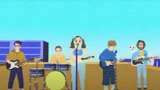 Soccer Mommy Honors Cities Where She Was Supposed To Tour With 8-Bit 'Crawling In My Skin' Videos