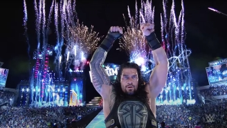 Roman Reigns Says It Isn't His Leukemia That's Keeping Him Off WWE TV Right Now