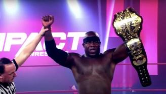 Impact Wrestling's COVID-19 Precautions Include Isolating Talent, Health Screenings