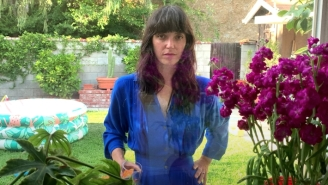 Sharon Van Etten And Josh Homme Ask '(What's So Funny 'Bout) Peace, Love And Understanding?' In A Video
