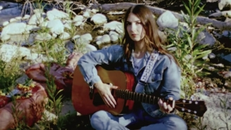 Weyes Blood Returns To Nature In Her Cathartic 'Wild Time' Video