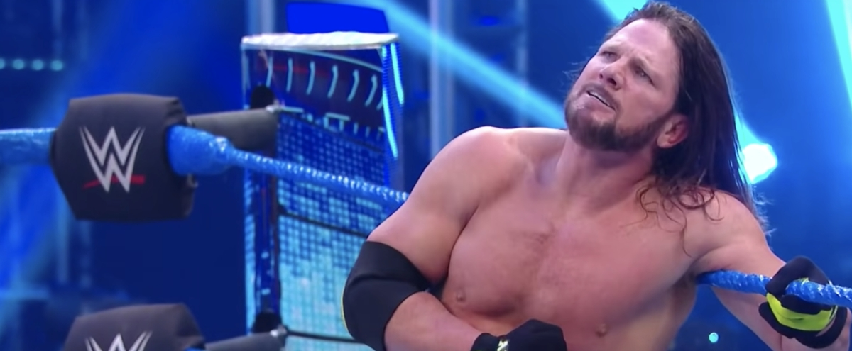 AJ Styles Was 'Crushed' After Gallows And Anderson Were Released