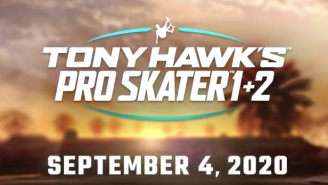 Tony Hawk Announced A Re-Release Of The First Two 'Tony Hawk's Pro Skater' Games