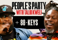 'People's Party With Talib Kweli' Episode 48 -- 88-Keys