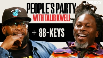 Talib Kweli & 88-Keys Talk Beats, ATCQ, Young Kanye West, Ralph Lauren