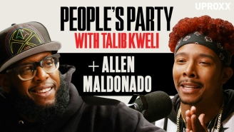 Talib Kweli & Allen Maldonado Talk 'Black-ish,' Acting With Denzel, And Marvel