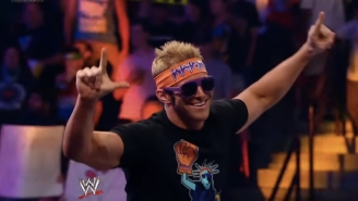 Zack Ryder And Chris Jericho Discussed WWE Holding Down Superstars Who Get Themselves Over