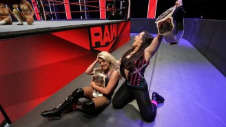 After A Week Of Improvement, Raw's Viewership Was Historically Low Again