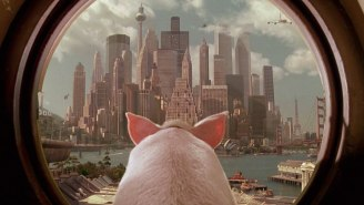 'Mad Max: Fury Road' Isn't George Miller's Most Nutso Movie — 'Babe: Pig In The City' Is