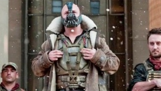 Bane-Themed Masks From 'The Dark Knight Rises' Are Apparently A Pandemic Go-To For Comic Book Fans