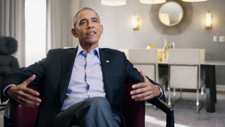 Barack Obama Gave His Thoughts On 'Republicans Buy Sneakers Too' During 'The Last Dance'