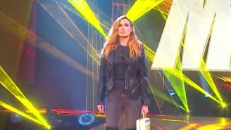 Becky Lynch's Championship Reign Came To An End Following A Surprise Announcement On Raw