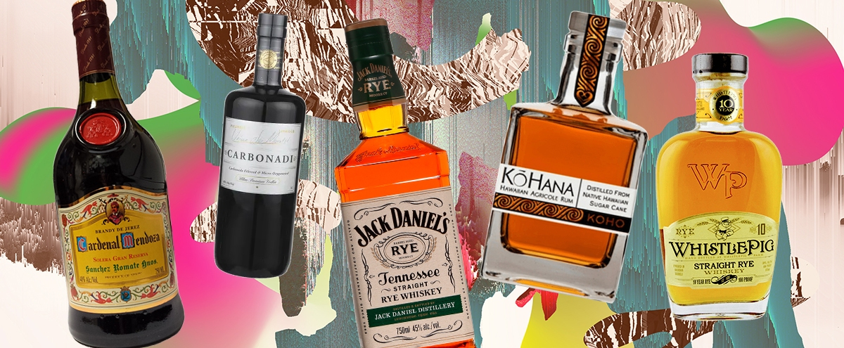 The Best Whiskies, Rums, And Brandies That We've Tasted In Quarantine