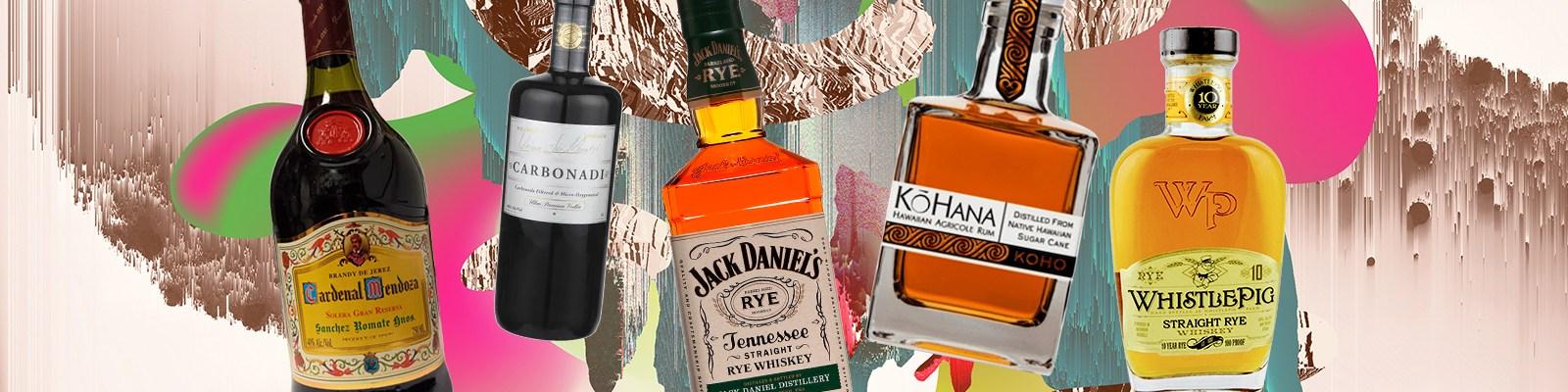 The Best Whiskies, Rums, And Brandies That We've Tasted In Quarantine