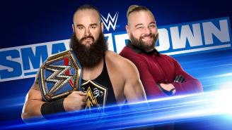 WWE Friday Night Smackdown Open Discussion Thread: Money In The Bank Go-Home
