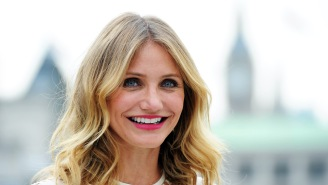 That Viral All-Female Fight Video Holds Special Significance For Cameron Diaz