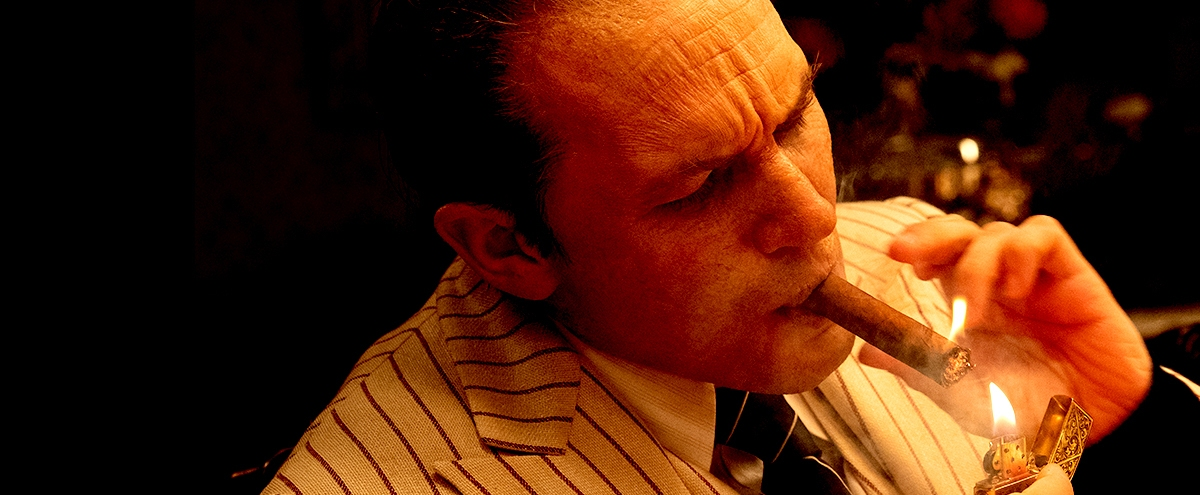 Tom Hardy Shows Why You Never Go Fully Syphilitic In 'Capone'