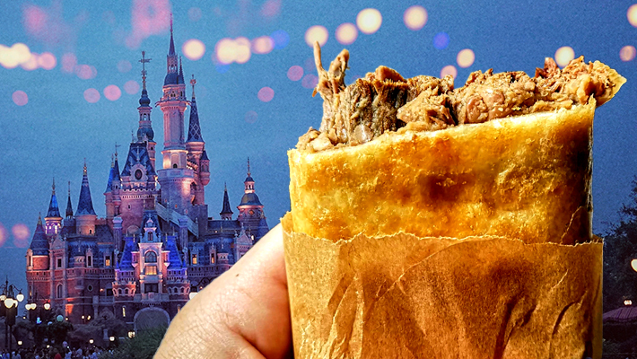 How To Make Disneyland's Beloved Chimichanga At Home