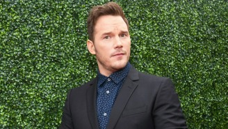 Chris Pratt Will Return To TV For An Amazon Action-Thriller That's Filled With Intrigue