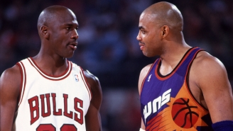 Playing Michael Jordan Was The First Time Charles Barkley Felt He Wasn't The Best Player In The World