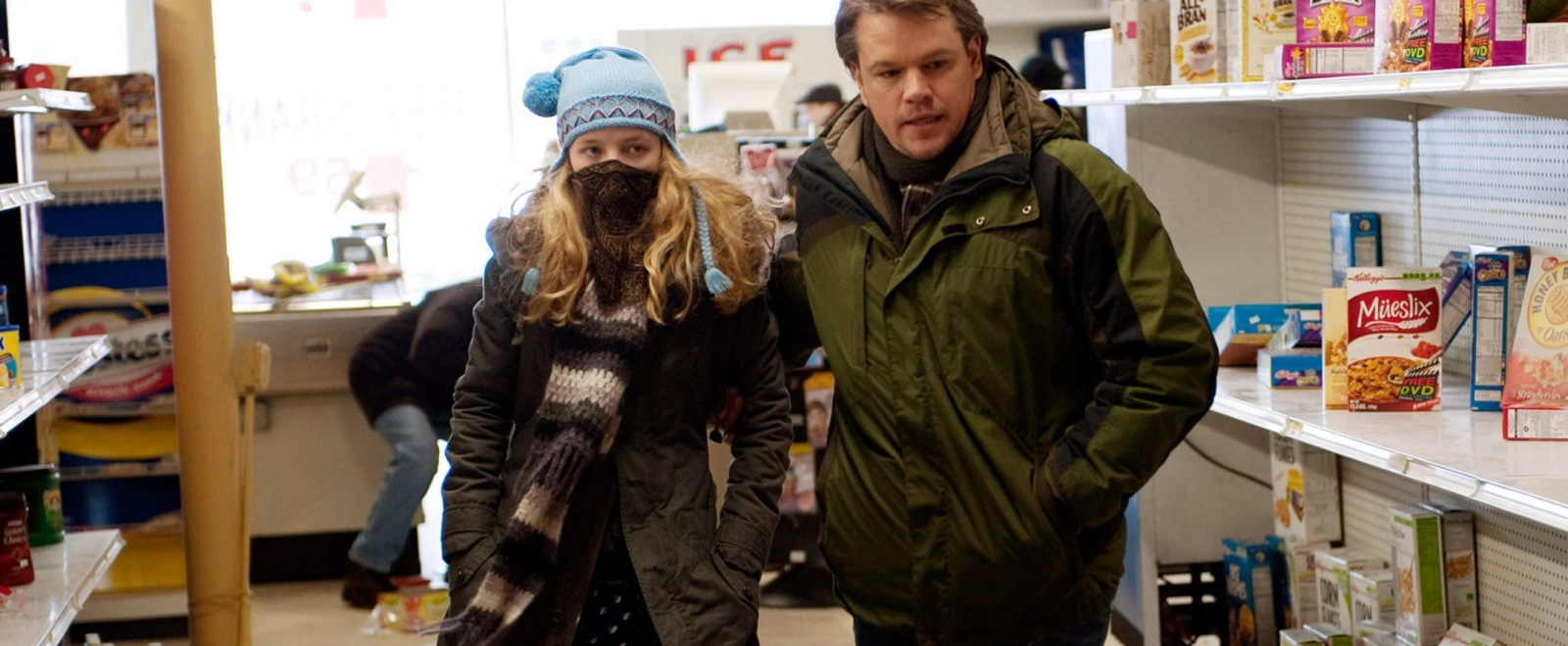 'Contagion' Star Matt Damon Believes The Movie Foretold ...