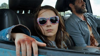Dafne Keen Landed Her 'Logan' Role By Punching The Crap Out Of Hugh Jackman