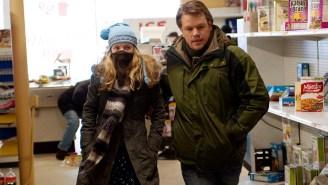 'Contagion' Star Matt Damon Believes That The Steven Soderbergh Movie Foretold The Pandemic