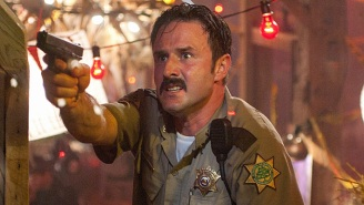 'Scream' O.G. Cast Member David Arquette Is Onboard For Part 5 With The 'Ready Or Not' Directors